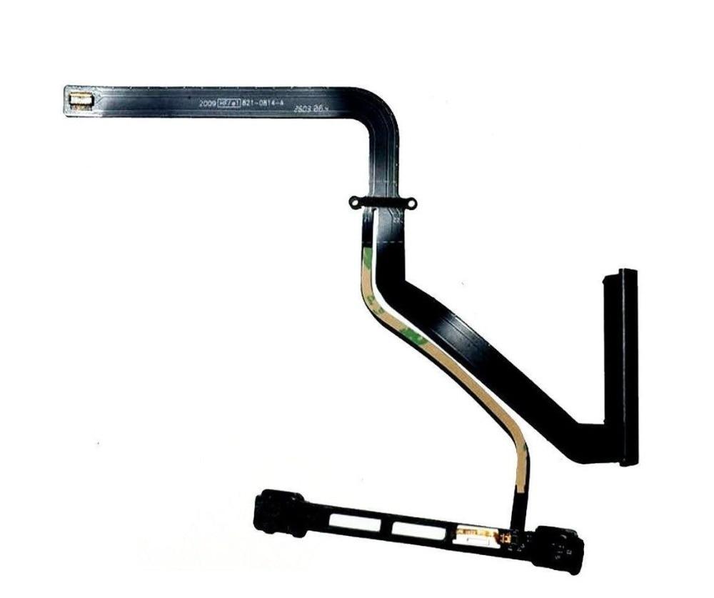 10 قطعة/الوحدة HDD القرص الصلب موصل الكابلات المرنة الشريط مع قوس ل ماك بوك برو A1278 MB990 991 MC374 2009 ~ 2010 821-0814-A