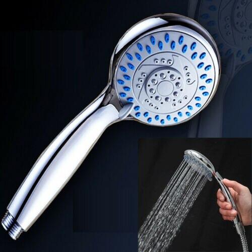 Cabezal de ducha Turbo de alta presión, cabezal de ducha de mano para baño, ahorro de agua