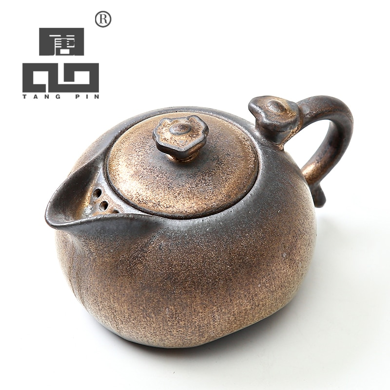 TANGPIN japanese teapot ceramic tea pot chinese kung fu tea set drinkware