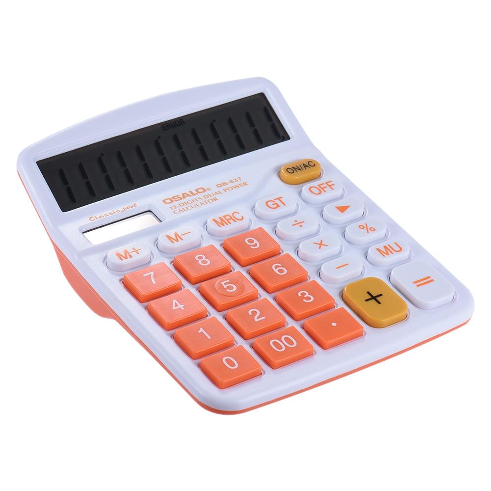 OSALO Mini Calculadora Cientifica Handheld Mini Calculator Office Electronic Calculator Calculatrice for Financeira School