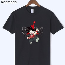 Japanischen Anime Dragon Ball Z Wukong Drucken t-shirt Jordan 23 männer Slim fit Bodybuilding kleidung weiß t shirt camiseta hombre