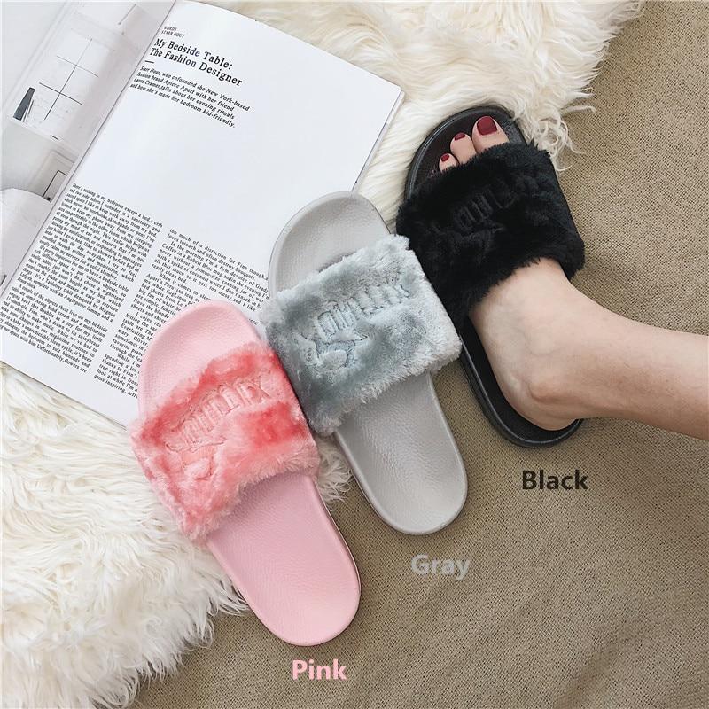 Vintage hong kong estilo das mulheres chinelos de pele casual bordado zapatillas casa mujer outwear não-deslizamento macio chausson dedo do pé aberto slide