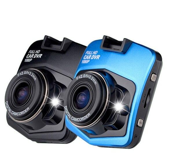 XYCING GT300 Mini coche DVR Full HD 1080P coche videocámara cámara de salpicadero grabadora visión nocturna 140 grados gran angular coche negro caja DVR
