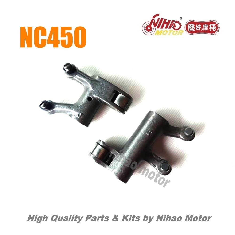 74 NC450 Parts Valve rocker arm ZONGSHEN Engine NC RX4 ZS194MQ (Nihao Motor) KAYO Motoland BSE VENTO Asiawing Xmoto
