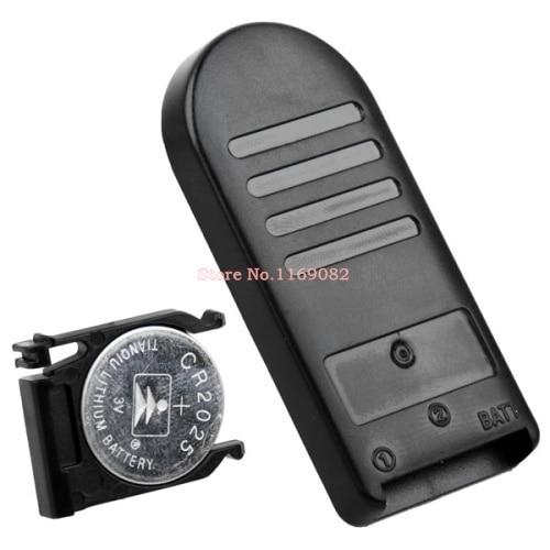 2 uds Control remoto inalámbrico IR pentax para k20d k-x k-r k5 kr k01 k7 kx km K-5 K-30 sin incluir batería de litio CR2025
