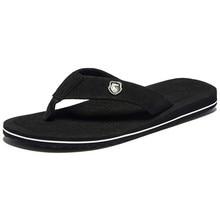 Dropshipping Men Flip Flops Summer Beach Sandals Slippers for Men Flats High Top Non-slip Shoes Men Plus Size Sandals Pantufa