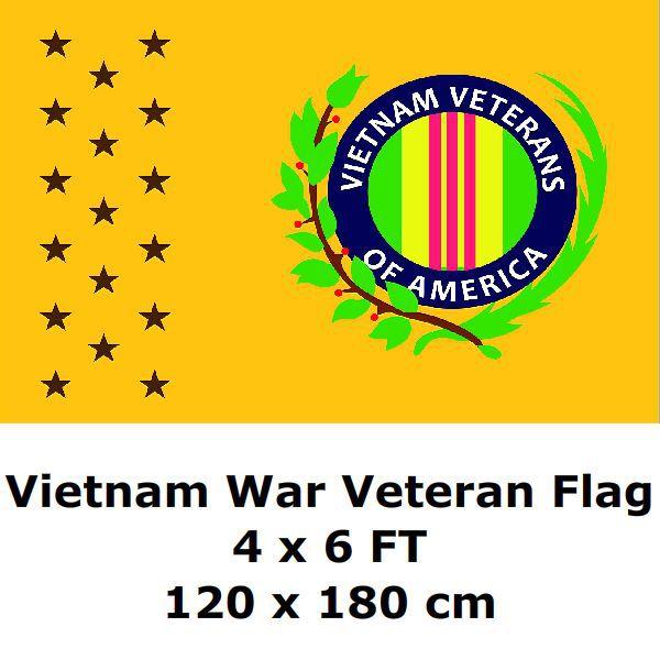 Вьетнамские ветераны американского флага 120х180 см вьетнамские войны 1959-1975 американские военные памятные флаги и баннеры