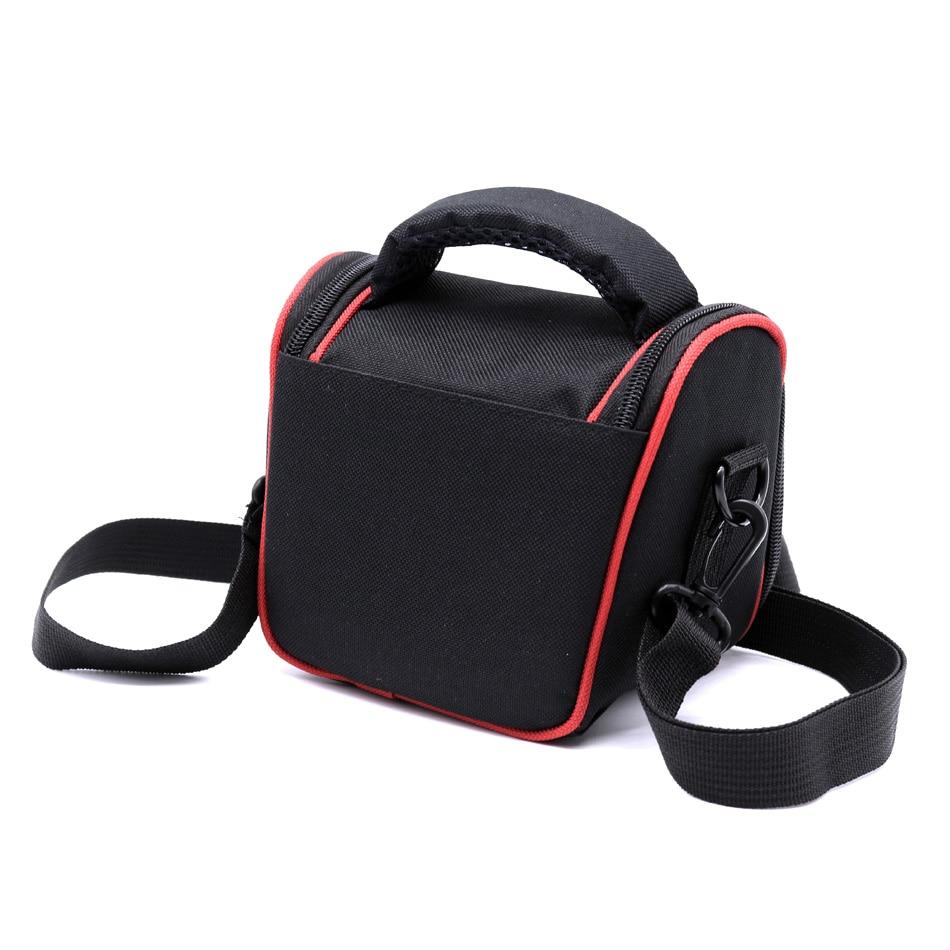 Micro cámara única bolsa funda para hombro para Sony NEX-5N NEX-5T NEX-5R NEX-5C ILCE-5000 ILCE-6000 ILCE-5100 16-50mm/lente de 18-55mm