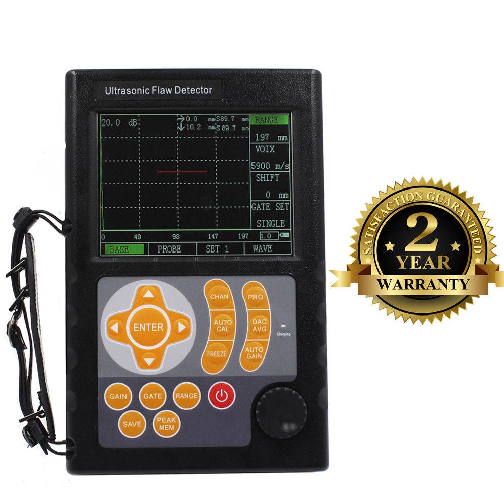 Detector de defectos ultrasónico Digital NDT probador de defectos DAC AVG equipo TCG