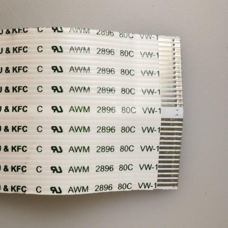 Оригинальный плоский гибкий кабель для панели управления для принтера Canon 211