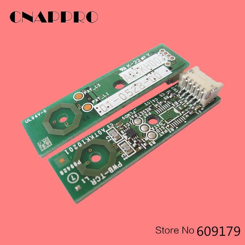 4 Uds MF220 desarrollador Chip para Olivetti D-Color MF280 MF360 MF 220, 280 de 360 B0848 B0851 B0850 B0849 restablecer chips de cartucho