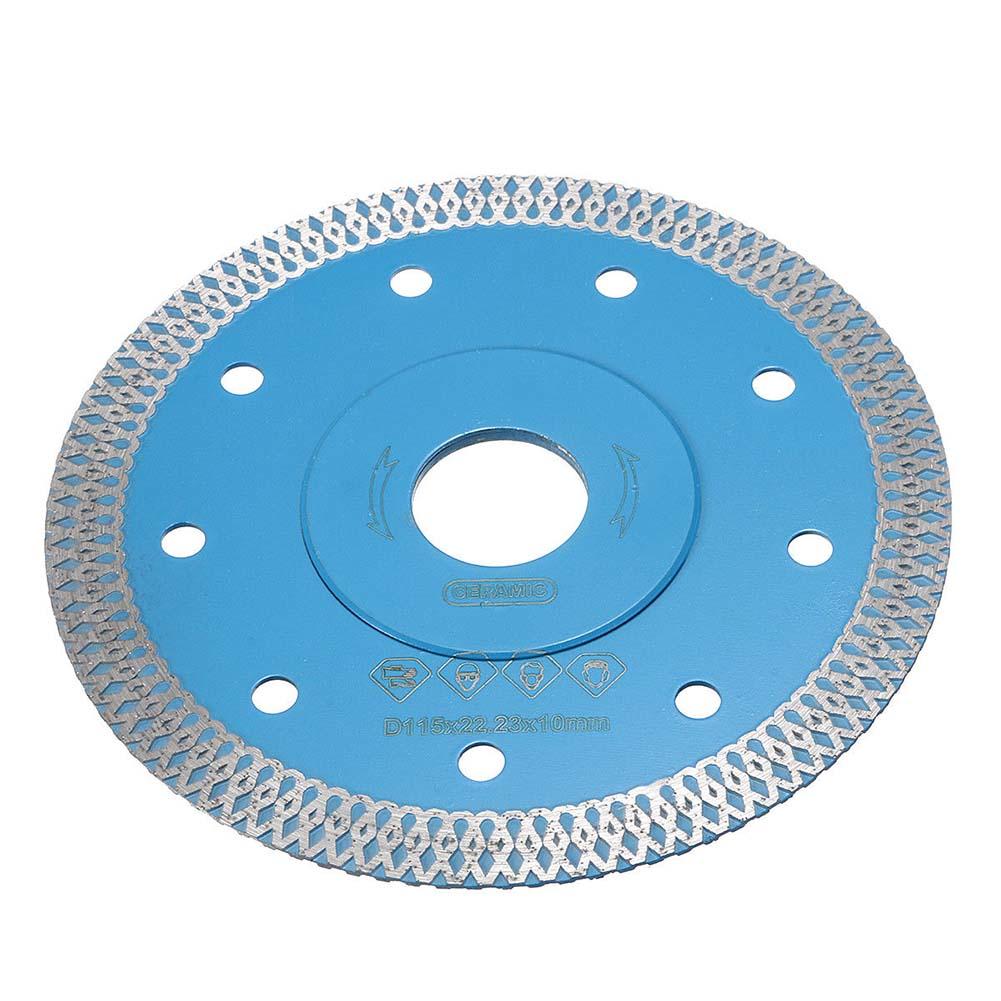 Recém 115/125mm disco molhado molhado molhado moedor de corte diamante roda seca para porcelana telha pedra mármore xsd88