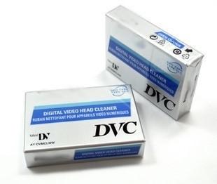 واحد Pcs أصيلة AY-DVMCLC عموم العلامة التجارية البسيطة DV الفيديو الرقمية رئيس نظافة شرائط الكاسيت.
