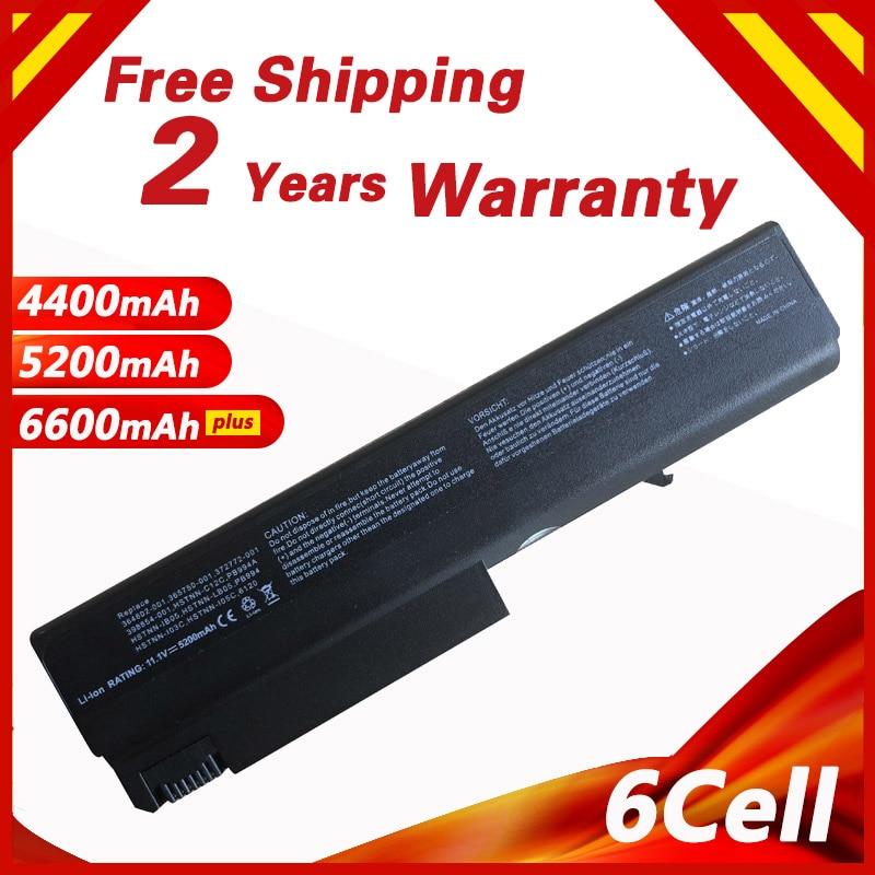 Golooloo batería para HP HSTNN-XB11 HSTNN-XB18 HSTNN-XB28 PB994 PB994A PQ457AV para HP compaq cuaderno de negocios 6910p 6510b
