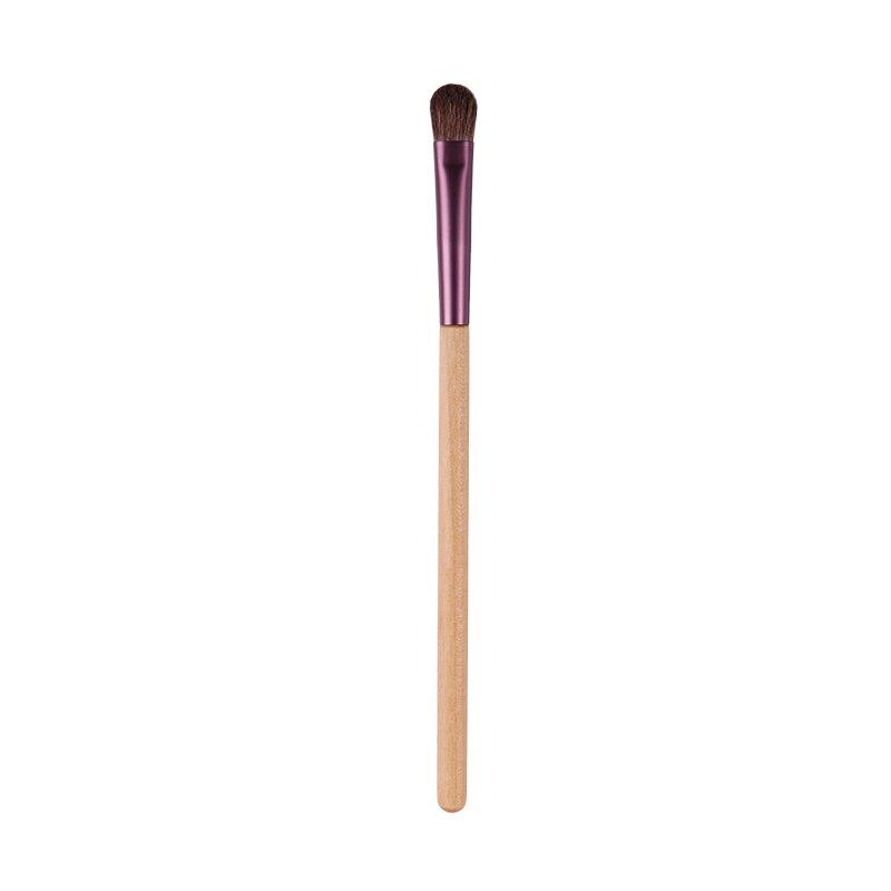Фото - Профессиональная кисть для теней для век, брендовая Кисть для макияжа конского волоса, средних теней для век, косметический инструмент косметический инструмент для макияжа