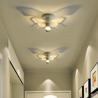 Hallway corridor led down Light sconce show room 7W led ceiling light bedroom led sun Ceiling lamp for Cafe Bar Home lighting