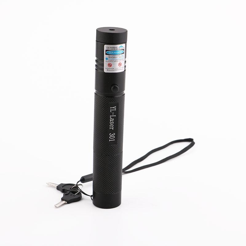 Nuevo bolígrafo de puntero láser púrpura portátil ajustable 200 ~ 5000m 5mw linterna de haz Visible Suministros de defensa personal herramientas tácticas