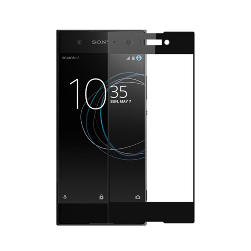 Volle Abdeckung Gehärtetem Glas Für Sony Xperia XA1 Ultra Plus G3121 G3123 G3125 G3221 G3223 XA 1 Screen Protector Film