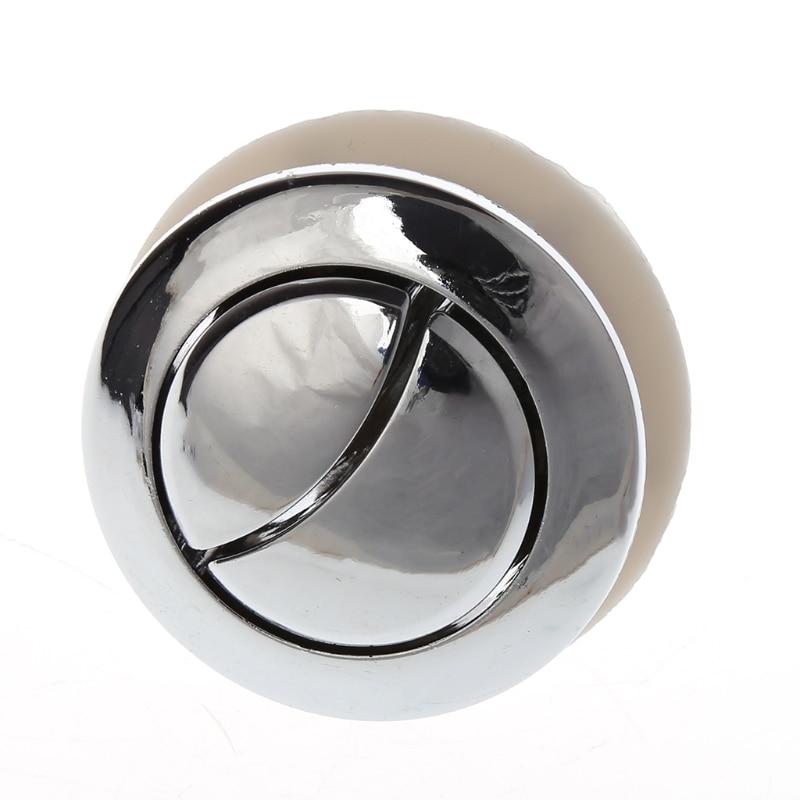 Inodoro de doble descarga, botón Closestool, accesorios de baño, válvula de ahorro de agua