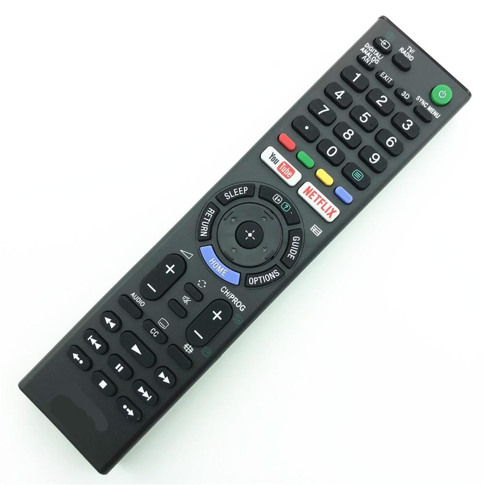 Пульт дистанционного управления подходит для Sony TV LCD TV 3d led Smart Control ler с кнопкой youtube netflix RMT-TX300E RMT-TX300P