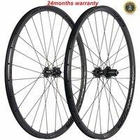 SUPERTEAM MTB Carbon Wheelset 29er Bicycle Wheels Hookless Cyclocross Bike Wheels M6 Taiwan Hub UD Matte Surface
