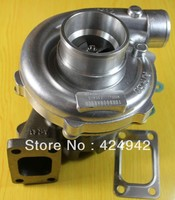 T3T4-2 T3 T4 TO4E 5 BOLT A/R .63 A/R .50 water&oil 300-400hp 5 Bolt turbo Turbocharger journal bearing