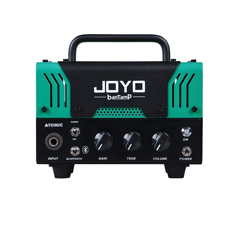 JOYO Electric Bass Guitar Amplifier Tube Speaker Small Monsters banTamP 20W Preamp AMP Guitar Accessories Musical Instruments  - buy with discount