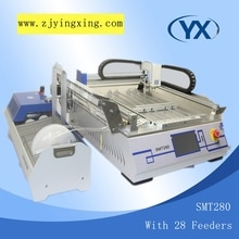 Cueillir et placer la Machine SMT280 petite Machine PNP manuelle