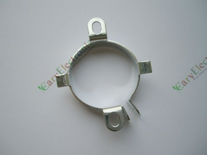 """Опт и розница, 8 шт., 35 мм, 1-3/8 """", пленка, электролитический конденсатор, Трубная розетка, аудио усилитель, металлический зажим, бесплатная доставка"""