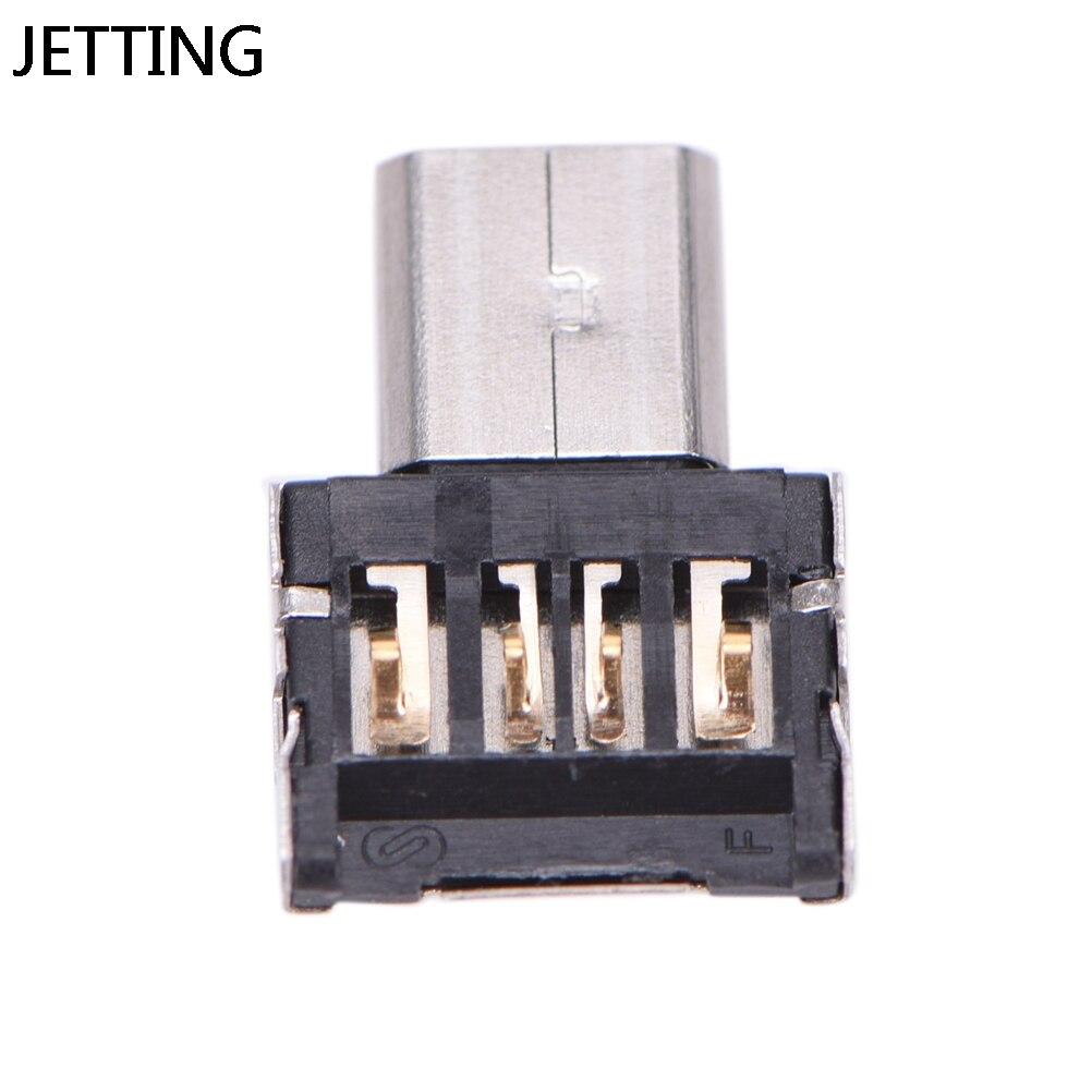 1 piezas Mini Micro USB OTG Cable Adaptador USB disco Flash U...