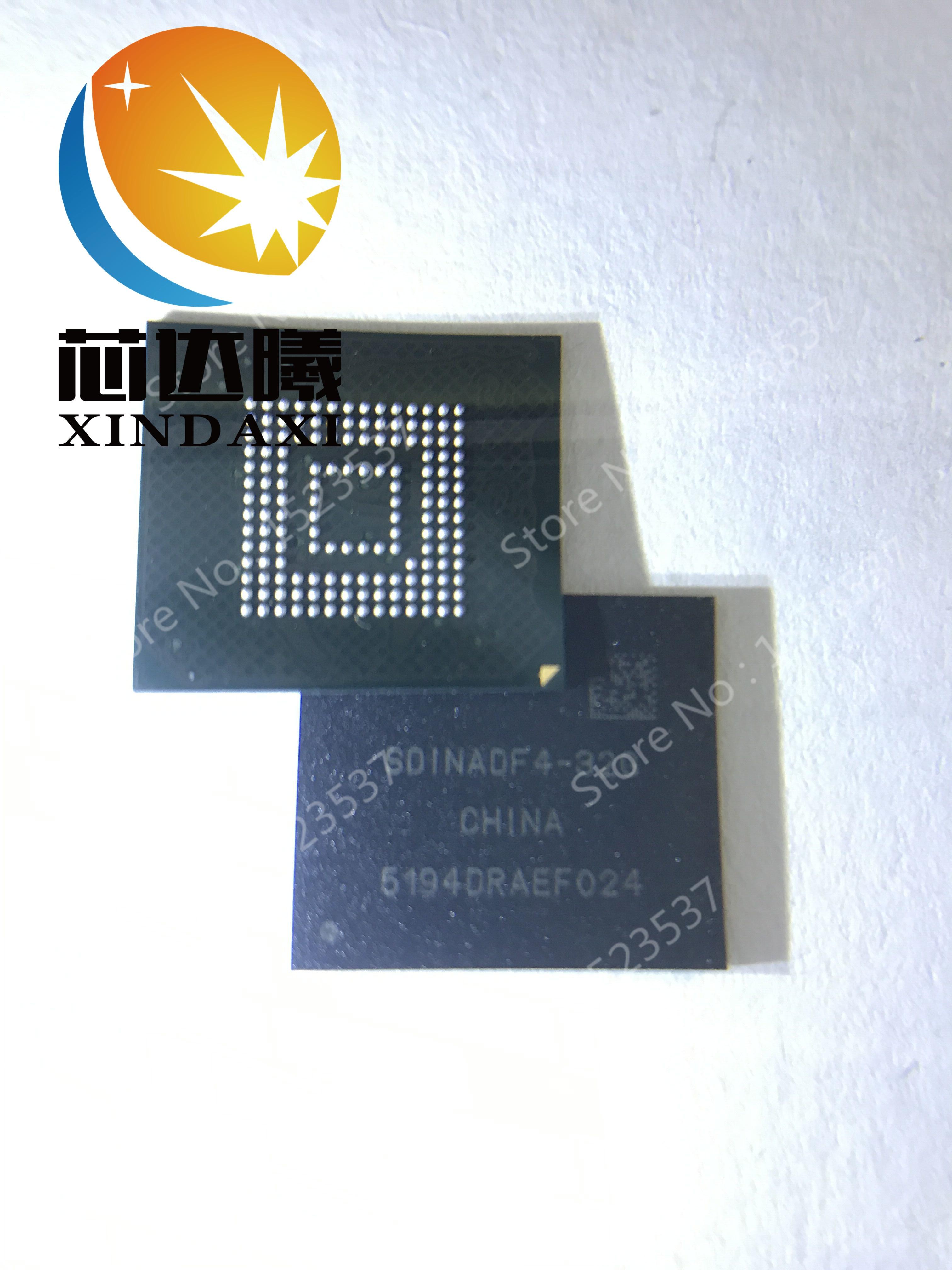XINDAXI SDINADF4-32G BGA153 EMMC 5.1 32GB CHIP IC more discounts for more models please contact us