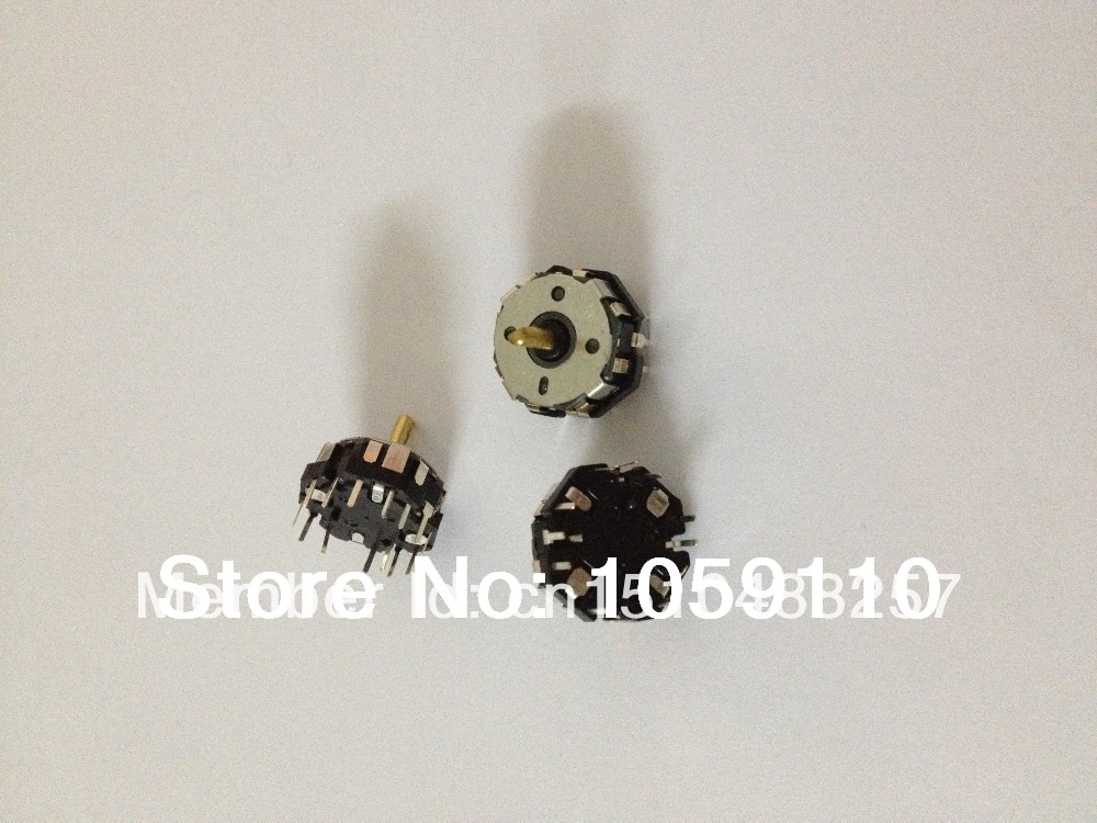 1 piezas RKJXT serie Japón importó auténtico ALP interruptor basculante 8-direccional palo interruptor codificador RKJXT1E12001 de alta calidad