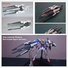 DREI ZWERG Intensify Weapon for Bandai MG Hirm 1/100 XXXG-00W0 Wing Gundam Zero D019