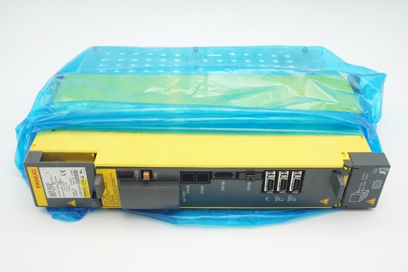 AMPLIFICADOR DE servoaccionamiento de fancu Alpha iSV 40/80 para CNC drvier A06B-6117-H208