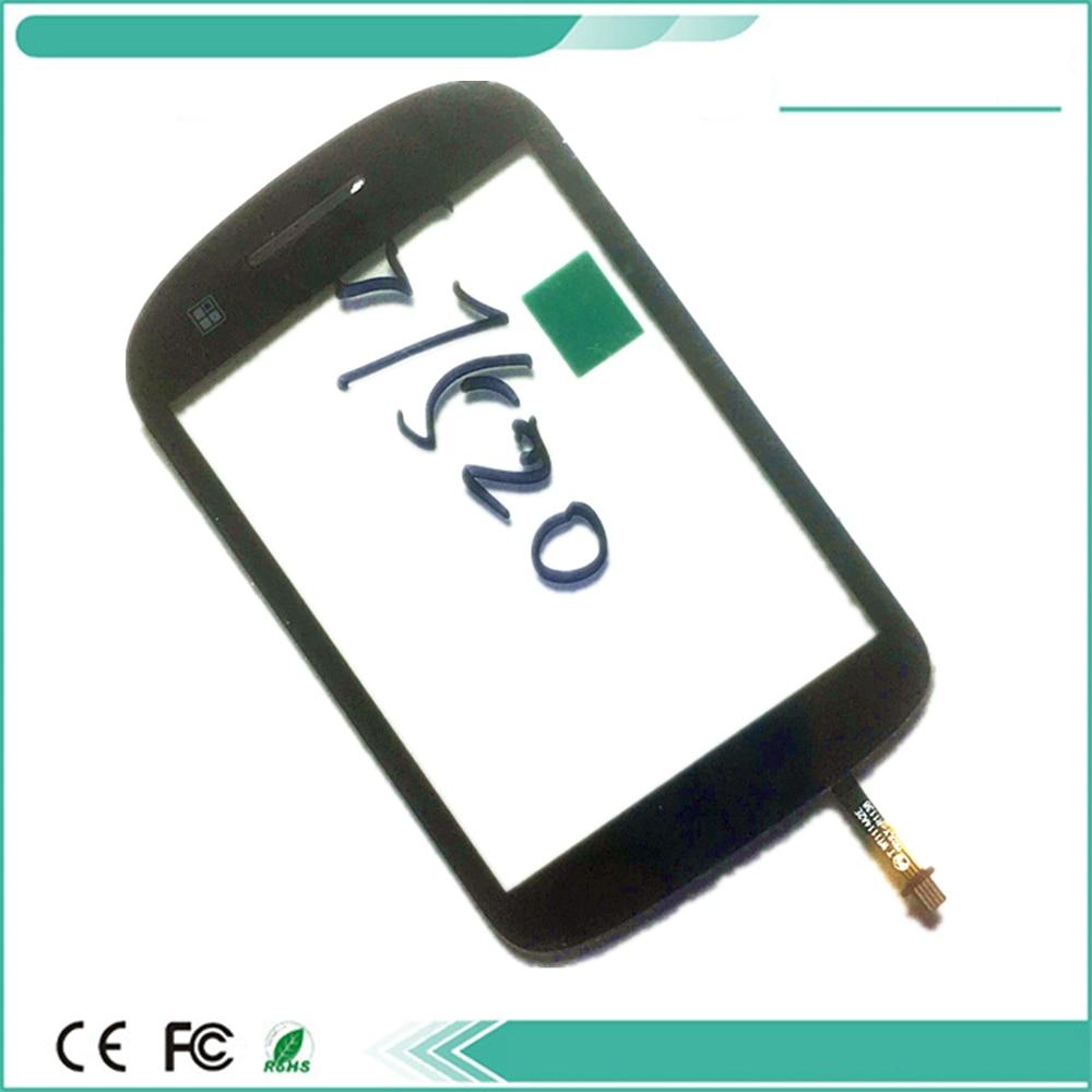 Z taśmy ekran dotykowy Panel z ekranem dotykowym do SAM G7520 s5260 s6012 t699 ekran dotykowy szkło digitizer obiektyw