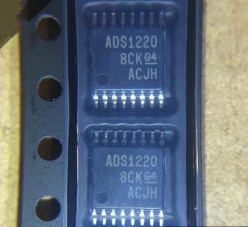 10 unids/lote ADS1220IPWR ADS1220 TSSOP16