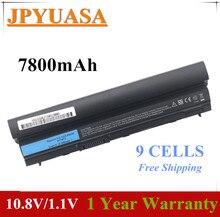 7XINbox 11.1V 7800mAh 9GXD5 R8R6F FRROG GYKF8 RFJMW Laptop bateria do dell Latitude E6220 E6230 E6320 E6430s E6120 E6330 serii