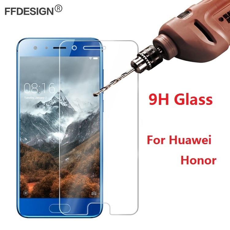 Protecive стекло для Huawei Honor 9 8 Lite 10 7X 6X 6A 5A Honor 6C 4C Pro Закаленное стекло Защитная пленка