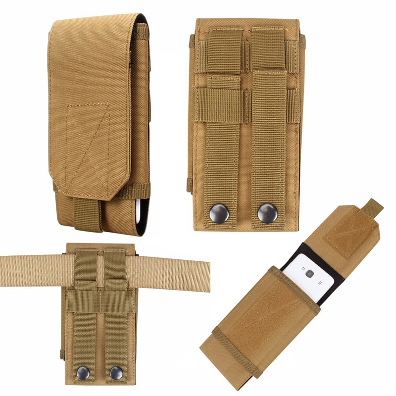 Funda de deporte al aire libre bolsa con cinturón de gancho funda de teléfono funda bolsa para ZTE blade x3/a510/a6/a610/UMIDIGI S2/S2 Pro