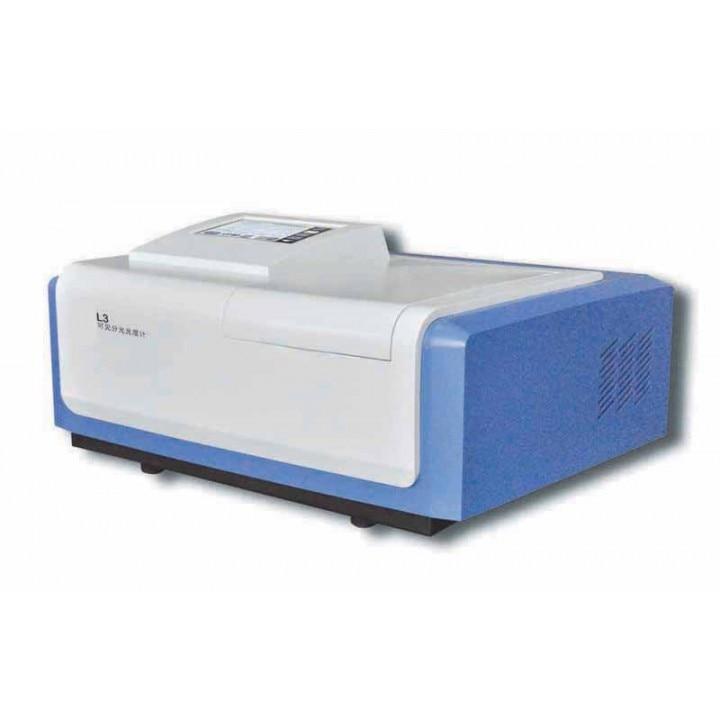 Espectrofotómetro de UV-VIS de haz dividido 190-1100 nm 2 nm L6 CE