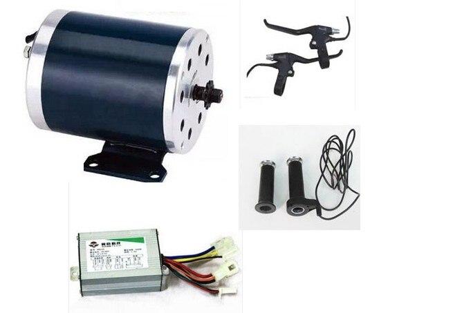 MY1020 500 Watt 36 V elektrische fahrrad motor-kit skateboard umwandlung elektrischer fahrradinstallationssatz