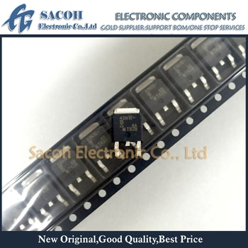 New original 10PCS/Lot SUD40N10-25 40N10-25 SUD40N10 or SUD40N08-16 40N08-16 SUD40N08 TO-252 40A 100V N-Channel MOSFET