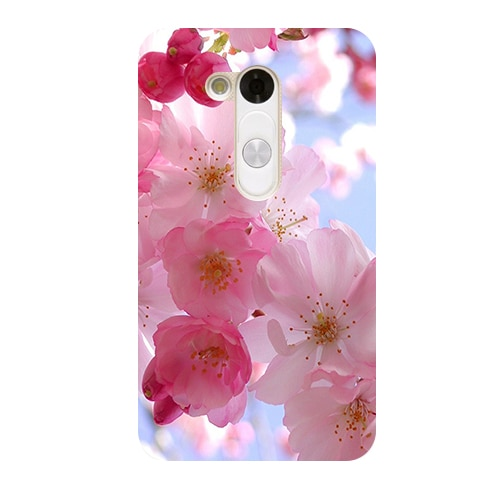 Funda de lujo pintada para LG L Fino D295 L Fino Dual D290N dibujo bonito carcasa trasera del teléfono funda protectora bolsa de piel