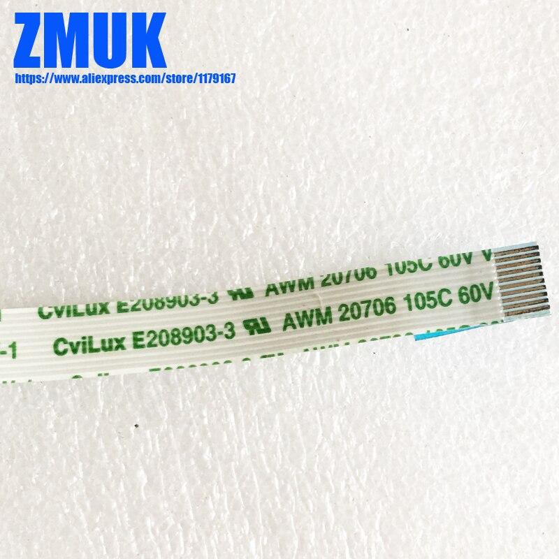 CviLux E208903-3 AWM 20706 105C 60В VW-1 гибкий ленточный кабель, P/N NBX0001FS00 NBX0001PS00