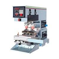 automatic double color desktop winon pad printer pad printing machine usa