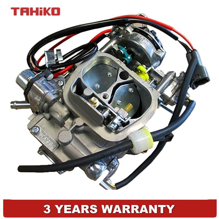 Nuevo carburador de motor para TOYOTA 22R HILUX Celica Dyna COASTER, 21100-35520