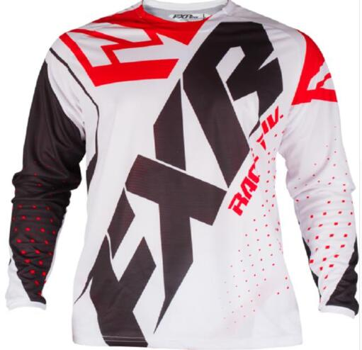 FXR 2019 Jerseys de ciclismo moto moto cross jersey MX mtb DH Jersey spexcel downhill Jersey maillot ciclismo hombre