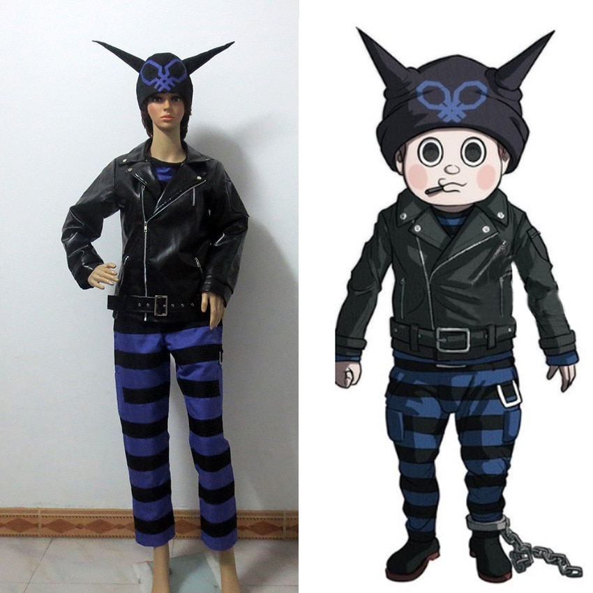 Danganronpa V3 matar a Harmony Ryoma Hoshi Cosplay traje hecho a medida envío gratis
