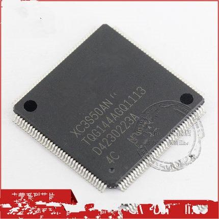 10 PCS XC3S50AN-4TQG144C TQFP-144 XC3S50AN-4TQG144 TQFP144 XC3S50AN Novo e original