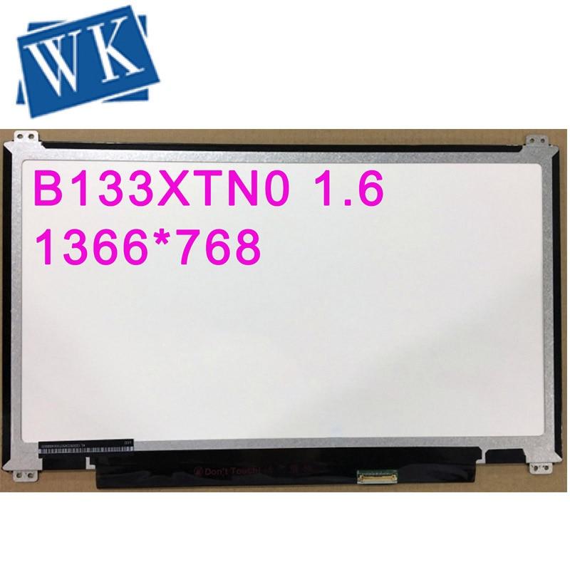 شحن مجاني! B133XTN01.6 N133BGE-E31 N133BGE-EAB HB133WX1-402 13.3